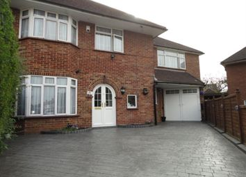 Thumbnail 4 bed semi-detached house for sale in The Glen, Slough, Berkshire