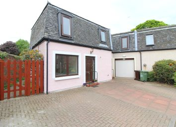 Thumbnail 3 bed end terrace house for sale in Millhill, Musselburgh