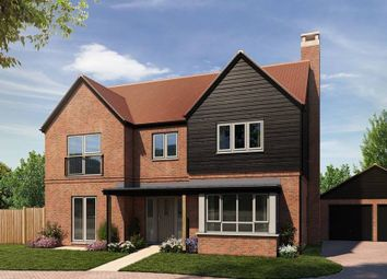 "Thumbnail 5 bedroom detached house for sale in ""The Alywn"" at Stoney Mews, Winchester"