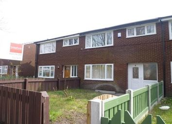 Thumbnail 4 bed terraced house to rent in Abbeyville Walk, Manchester