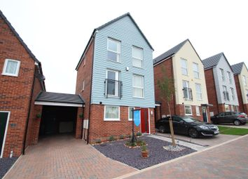 Thumbnail 4 bed detached house for sale in Richard Dawson Drive, Bucknall, Stoke-On-Trent