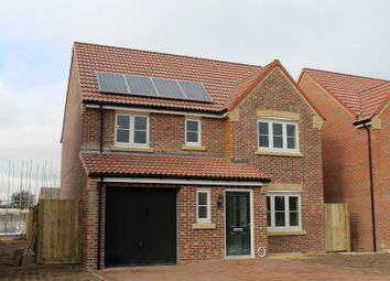 Thumbnail 4 bedroom detached house for sale in Swinderby Road, Collingham