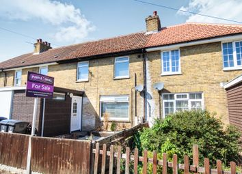 Thumbnail 3 bed terraced house for sale in Cornwallis Avenue, Canterbury