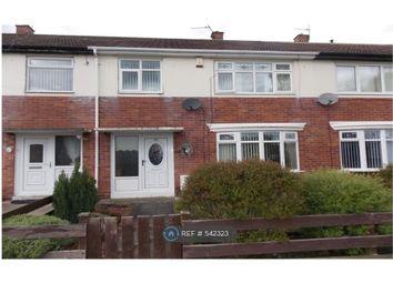 Thumbnail 3 bedroom terraced house to rent in Fuschia Gardens, Hebburn