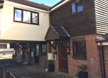 Thumbnail 2 bed terraced house for sale in Peacock Mews, Springvale, Maidstone, Kent