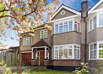 Thumbnail 4 bed semi-detached house for sale in Oaklands Avenue, West Wickham, Kent, .