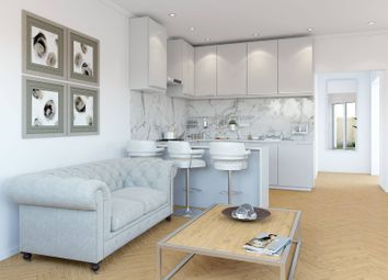 Thumbnail 1 bed flat for sale in Plantagenet Road, New Barnet