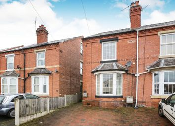 Thumbnail 3 bedroom semi-detached house for sale in Connaught Avenue, Kidderminster