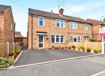 Thumbnail 3 bed semi-detached house for sale in Springfield Road, Chaddesden, Derby