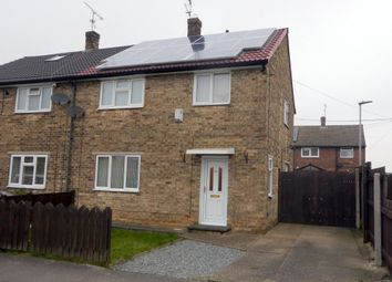 Thumbnail 3 bed semi-detached house for sale in Ecclesfield Avenue, Greatfield, Hull, East Riding Of Yorkshire