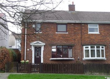 Thumbnail 2 bed property to rent in Edenhill Road, Peterlee