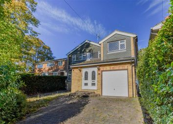 Thumbnail 4 bed detached house for sale in Vicarage Road, Ware, Hertfordshire