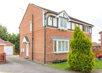 Thumbnail 3 bed semi-detached house for sale in Stonegate Lane, Meanwood, Leeds, West Yorkshire