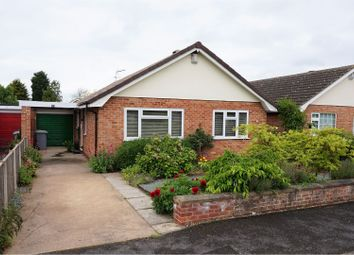Thumbnail 2 bed detached bungalow for sale in Buller Close, Newark