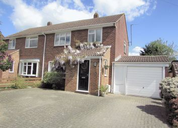 Thumbnail 3 bed semi-detached house for sale in Alexander Road, Thatcham