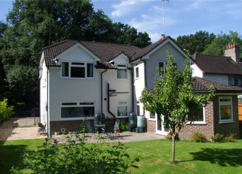 Thumbnail 4 bed detached house for sale in Standford Lane, Standford, Hampshire