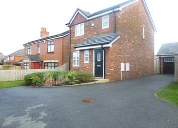 Thumbnail 3 bed detached house for sale in Egerton Road, Leyland