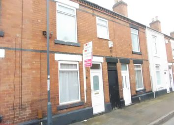 Thumbnail 3 bed terraced house for sale in Chambers Street, Alvaston, Derby