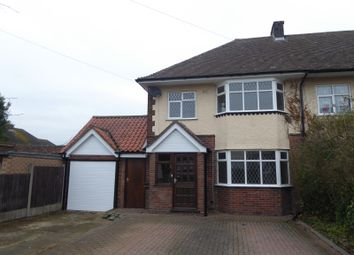 Thumbnail 3 bed property to rent in Gardner's Close, Dunstable