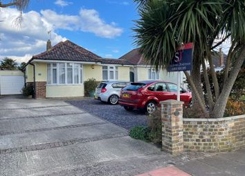 Thumbnail 3 bed detached bungalow for sale in Compton Avenue, Goring-By-Sea, Worthing