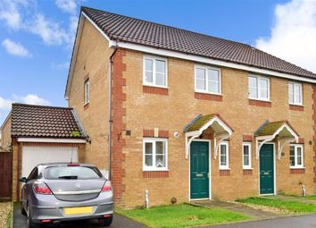 Thumbnail 2 bed semi-detached house for sale in Seaview Road, Cowes, Isle Of Wight