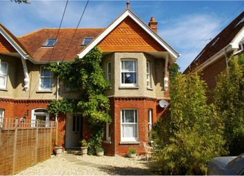 Thumbnail 6 bed semi-detached house for sale in Lane End Road, Bembridge