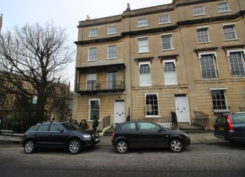 Thumbnail 1 bedroom flat to rent in Raby Place, Bathwick, Bath