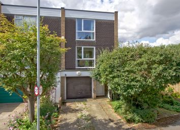 Thumbnail 3 bedroom town house for sale in Winchmore Drive, Trumpington, Cambridge