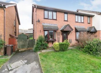 Thumbnail 3 bed end terrace house for sale in Uwch Y Mor, Pentre Halkyn, Holywell, Flintshire