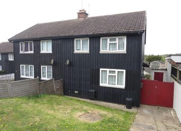 Thumbnail 3 bed semi-detached house for sale in Norway Crescent, Harwich