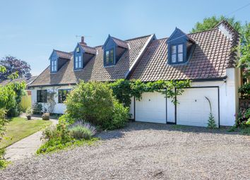Thumbnail 4 bedroom detached house for sale in Crostwick Lane, Spixworth, Norwich