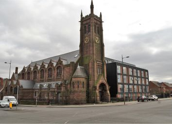 Thumbnail 1 bed flat for sale in St Cyprians, Edge Lane, Edge Hill, Liverpool