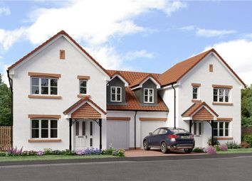 "Thumbnail 3 bed semi-detached house for sale in ""Irvine"" at Dirleton, North Berwick"