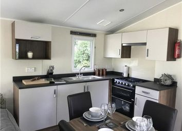 Thumbnail 3 bed mobile/park home for sale in West Bay Holiday Park, Bridport, Dorset