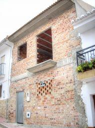 Thumbnail 3 bed town house for sale in Spain, Málaga, Alfarnate