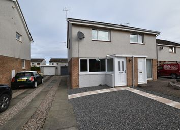 Thumbnail 2 bed semi-detached house for sale in Golf View Crescent, New Elgin, Elgin