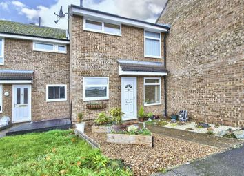 Thumbnail 3 bed terraced house for sale in Alamein Court, Eaton Ford, St Neots, Cambridgeshire