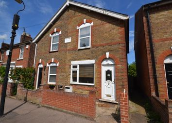 3 bed semi-detached house to rent in Granville Road, Colchester CO1