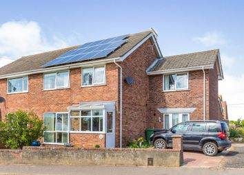 Thumbnail 4 bed semi-detached house for sale in Cromer Road, Mundesley, Norwich