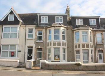 Thumbnail 1 bed flat to rent in Edgcumbe Avenue, Newquay