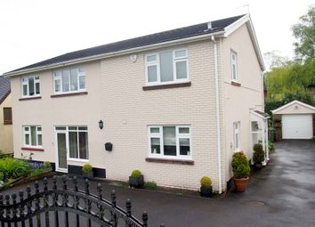 Thumbnail 4 bed detached house for sale in Springfield Church Road, Llanedi, Swansea