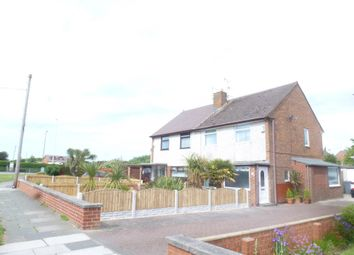 Thumbnail 3 bed semi-detached house for sale in Reeds Lane, Moreton, Wirral