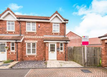 Thumbnail 3 bed end terrace house to rent in Buckingham Court, Harworth, Doncaster