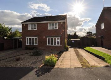 Thumbnail 2 bed semi-detached house for sale in Illshaw Close, Winyates Green, Redditch