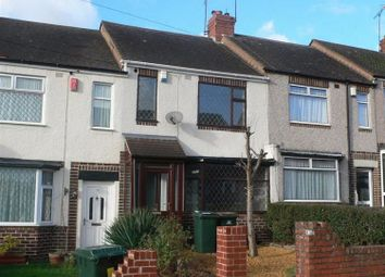 Thumbnail 3 bed terraced house to rent in Lord Lytton Avenue, Poets Corner, Coventry, West Midlands