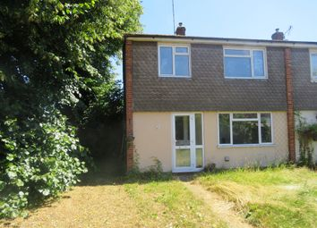 Thumbnail 3 bedroom end terrace house for sale in Aldebury Road, Maidenhead