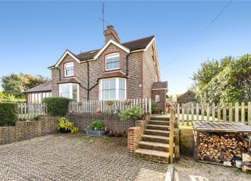 Thumbnail 3 bed semi-detached house for sale in Western Road, Newick