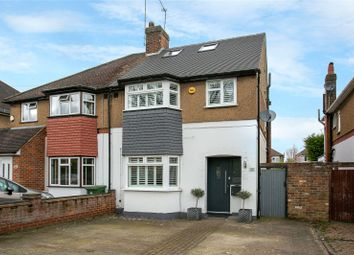 4 bed semi-detached house for sale in Hillingdon Road, Watford, Hertfordshire WD25