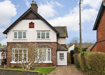 Thumbnail 3 bed semi-detached house for sale in Jjubilee Cottage, Wolseley Bridge, Stafford