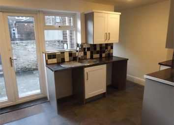 Thumbnail 2 bed terraced house to rent in Sowerby Street, Sacriston, Durham
